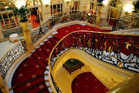 Detalle de Escalera de Honor